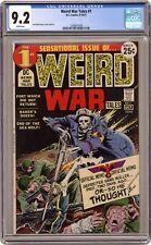 Weird War Tales #1 CGC 9.2 1971 1256831004