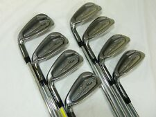 New LH Mizuno JPX EZ Forged Iron set 4-GW XP 95 R300 Regular irons Silver & Blue
