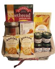 Gift hamper. Food Hamper. Food Gift Basket.