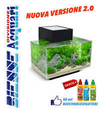 Pet Supplies Fish & Aquariums Gentle Acquario Completo 50 Litri