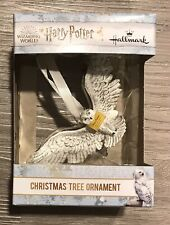 Hallmark Ornaments 2020 Harry Potter Hedwig Wizarding World Christmas Tree Owl