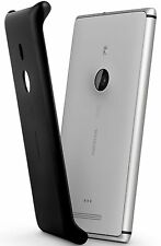 GENUINE NOKIA CC-3065 WIRELESS CHARGING SHELL COVER CASE FOR LUMIA 925 | BLACK