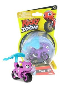Ricky Zoom Toot the Motorcycle with Kite TOMY New in Package
