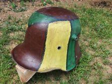 Coque de casque allemand Stahlhelm WW1