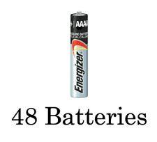 Energizer E96 AAAA Alkaline Battery x 48 ( New, Bulk )