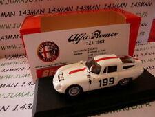 BES5H voiture1/43 BEST : ALFA ROMEO TZ1 Monza 1964 blanche #199