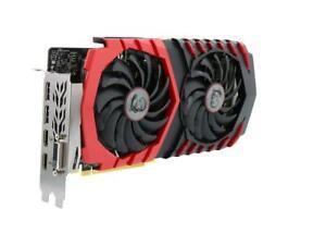 MSI Radeon RX 570 8GB Gaming X (RX 570 GAMING X 8G) Video Graphics Card GPU
