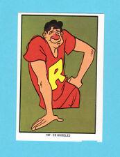 Where's Huddles? Vintage 1973 Hanna Barbera Spanish Card Ed Huddles