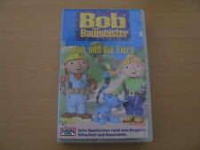 Bob der Baumeister  Bob und die Tiere Togolino Tolle Geschichten VHS