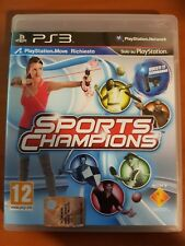 SPORTS CHAMPIONS - PLAYSTATION 3 PS3 USATO