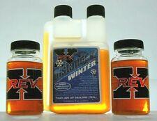Rev-X  RevX 8oz. Distance+Winter Fuel Additive High Performance Oil Additive