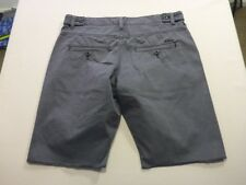 088 MENS NWOT INDUSTRIE TAPERED INK WASH STRETCH SHORTS SZE 34 $100 RRP.