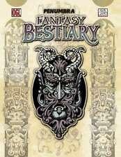 ✰SHIPS FREE/US✰ PENUMBRA: FANTASY BESTIARY D&D 3.0 d20 Monster Manual
