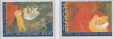 2002 Vaticaan 1415-1416 Europa CEPT - Het Circus