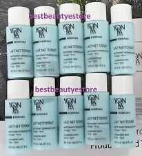 Yonka SAMPLE Size Lait Nettoyant Cleanser Milk 10 x .27 oz / Total 2.7 oz / 80ml
