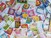40 Sri Lankan Lottery Tickets Collection 2019