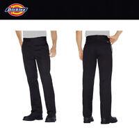 Dickies 874 WORK PANTS Men Original Fit Classic Multi Colors Work Uniform BLACK