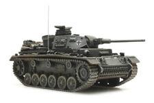 HO Roco Minitanks Artitec 6th Panzer Army Panzer III Tank #A341.387.315