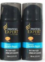 2 Pantene Expert Collection Advanced Keratin Repair Split End Fuser 3.3 oz