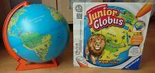 Ravensburger tiptoi Mein Interaktiver Junior Globus Kinder Lernspiel 00785 Atlas