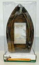 Genuine Rapala Sculpted Photo Frame fishing boat, collectable; cabin perfect!