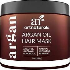 Art Naturals Argan Oil Hair Mask Deep Conditioner 236ml 100 Organic 272g