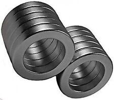 "3/4"" x 1/2"" x 1/8"" Rings - Neodymium Rare Earth Magnet, Grade N48"