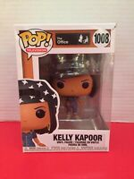 The Office S5 POP TV vinyl figure Casual Friday Kelly #1008 w//Protector