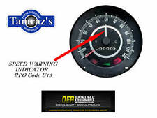 67 Camaro Firebird Speedometer w/ Speed Warning Speedo