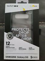 Tech21 - Evo Check - for Samsung Galaxy S10 Smoke Color