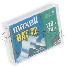 Datos Cartucho Maxell 36gb / 72gb DAT 72 170m 400147