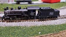 N scale steam locomotive 2-6-0 with dcc (No sound)