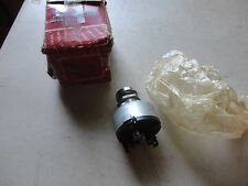 Austin A40 A55 MKII & Morris Oxford New Original Lucas Ignition Switch  31781