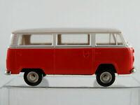 Brekina VW T2 Bus-L (1973) in rot/weiß 1:87/H0 NEU/unbespielt