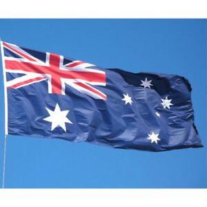 NEW 6.0m Flag Pole Full Set / Kit w Australian Flag