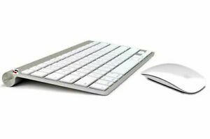 Apple Wireless Keyboard and Mouse Combo Set *Refurbished USA Seller Tech Support