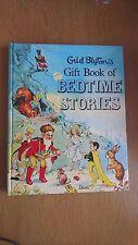 enid blyton gift book of bedtime stories rene cloke (hardcover) 1978