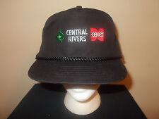 Vtg-1990s Cenex Central Rivers Gas Oil Publicidad Estación Cuerda