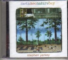 (DG939) Meta Neo Nature Boy, Stephen Yerkey - 2005 sealed CD