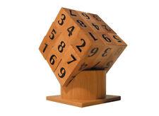 10 dokube... in legno Sudoku Puzzle Cubo... russimco test mente TEASER.. NUOVO CON SCATOLA