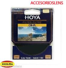 FILTRO  Polarizador Circular CPL HOYA 72mm CPL SLIM Canon Nikon  Olympus Tamron