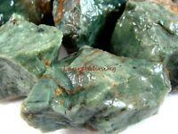 Natural CHRYSOPRASE - 2000 CARAT Lots - Gem Rough Stones - Cabbing or Tumbling