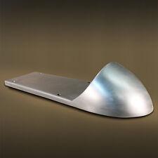 Bedlam Werks Universal Cafe Racer Seat Aluminum  'Ace' Dome (large frame)
