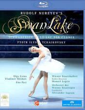 Tchaikovsky: Swan Lake [Blu-ray], New DVDs