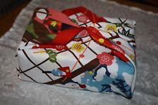 Furoshiki 風呂敷  Lebensstil Jahrezeit sehr kulturelle Muster neu Made in Japan