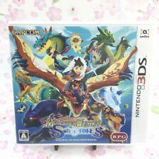 USED 3DS Nintendo Monster Hunter Stories 77538 Japan Import