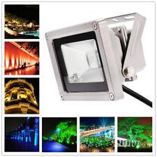 85-265V 10W RGB LED Flood Night Light Landscape Spotlight Lamp Remote Control