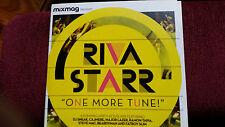 RIVA STARR-ONE MORE TUNE-MIXMAG CD-DJ SNEAK/MAJOR LAZER/STEVE MAC/FATBOY SLIM