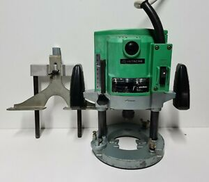 Hitachi 1/2 Inch Plunge Router TR12 - 1600W - Made in Japan
