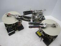 BROOKS AUTOMATION ORBITRAN MATRIX PLASMA ASHER WAFER MFG ARM ROBOT - LOT OF 3